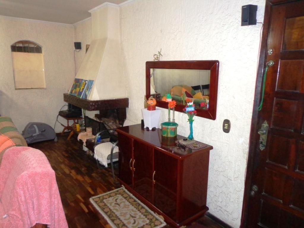 Casa Sobrado à venda, Vila Tiradentes, São Paulo