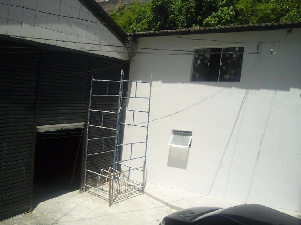 Galpão à venda/aluguel, Jardim Mirante, São Paulo