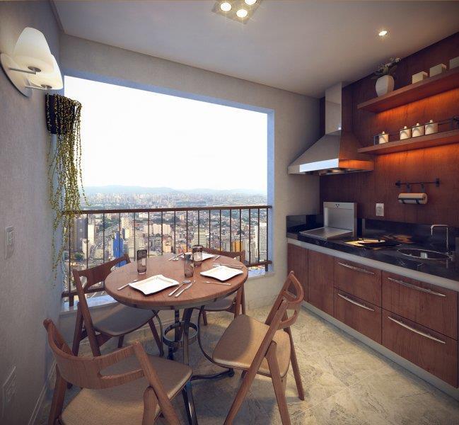 Apartamento à Venda - Além Ponte
