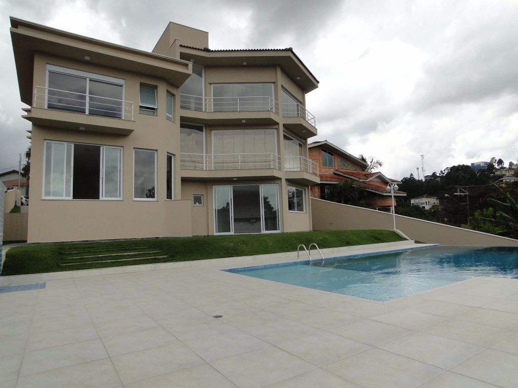 Lindíssima Casa  residencial à venda, Condomínio Refúgio dos Pinheiros, Itapevi.