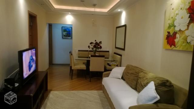 Apartamento 2 dormitorios (suite) + DP - Pompeia, Santos.