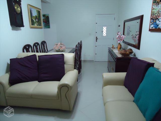 Apartamento residencial à venda, Campo Grande, Santos.