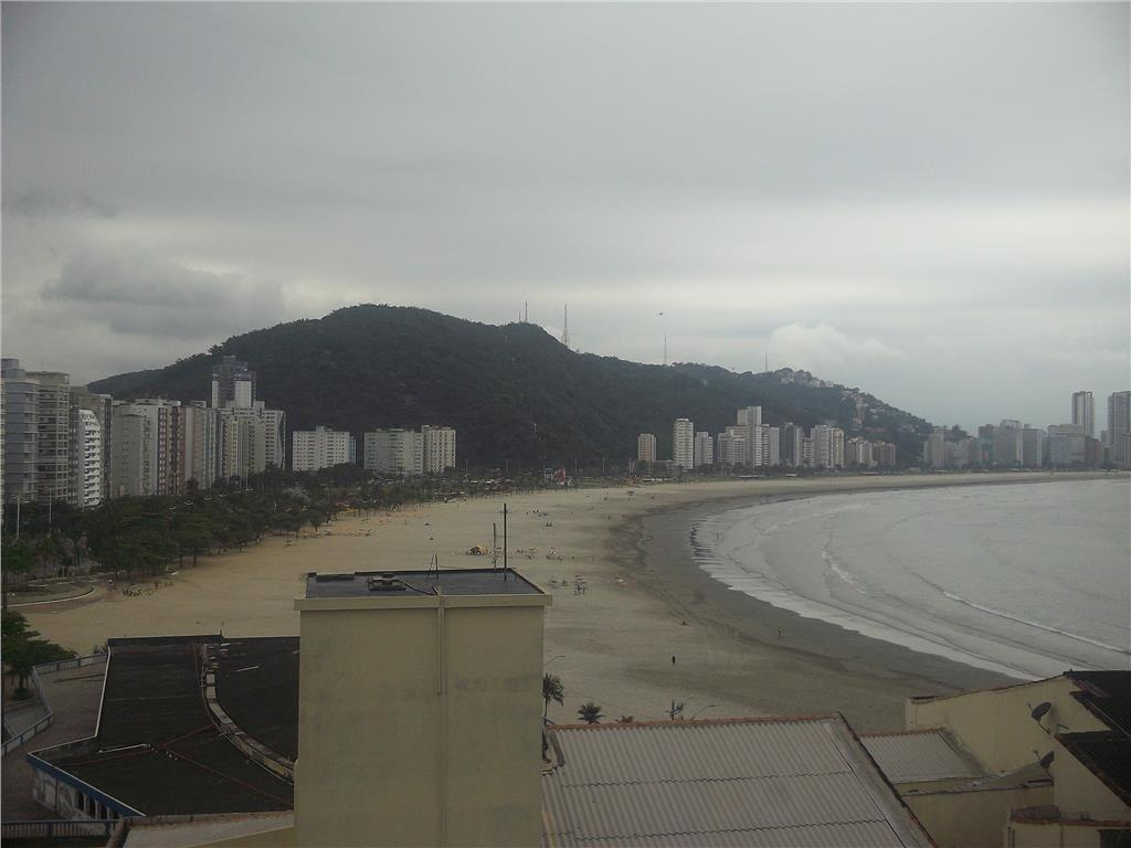 Apartamento residencial à venda, Ilha Porchat, São Vicente.
