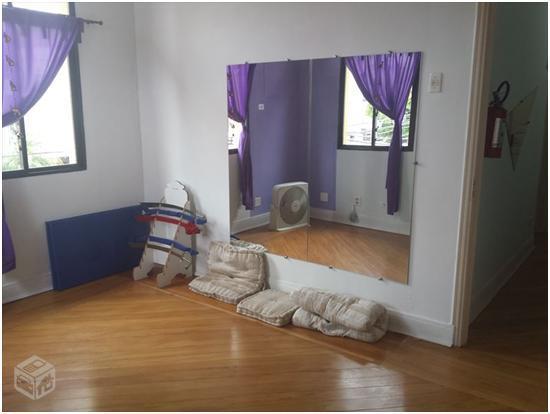 Sobrado residencial para venda e locação, Gonzaga, Santos.