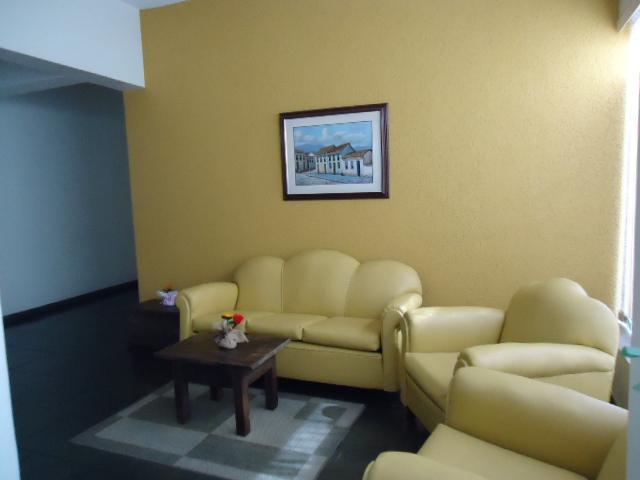 Cobertura residencial à venda, Encruzilhada, Santos.