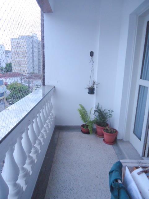 Apto 2 dormitórios (suite) + Dep. Empreg, - Frente c/ Sacada...