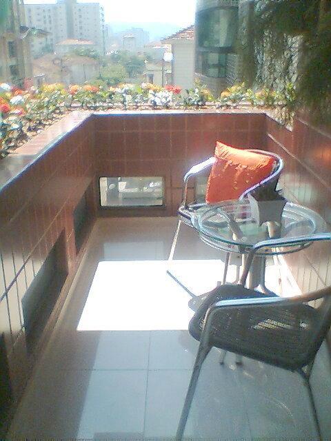 Apartamento Residencial à venda, Pompéia, Santos - AP0029.