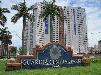 Terreno 543,00 m2 - na Pria da Enseada - Guaruja Central Par...