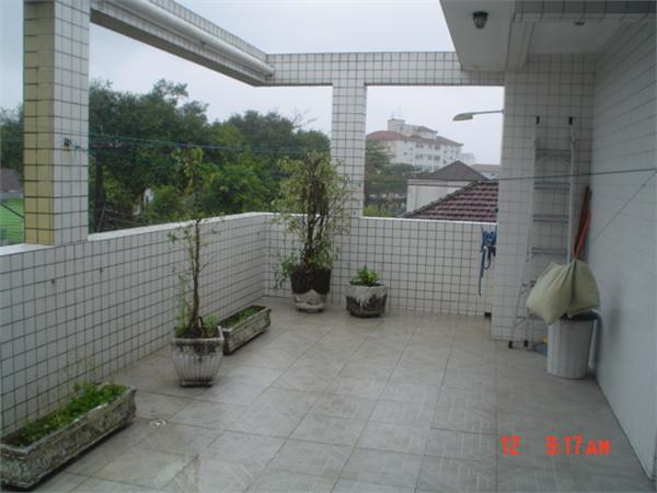 Casa Residencial à venda, Embaré, Santos - CA0073.