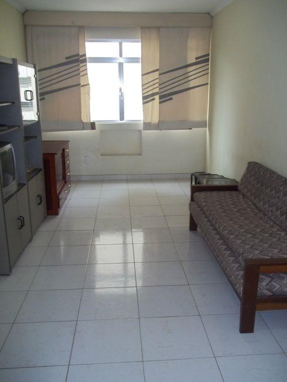 Apartamento de um dormitório mobiliado com excelente localiz...