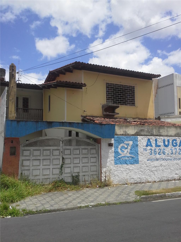 Casa  residencial para locação, Centro, Feira de Santana.