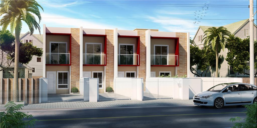 Sobrado  residencial à venda, Iririú, Joinville. de Bello Negócios Imobiliários.'