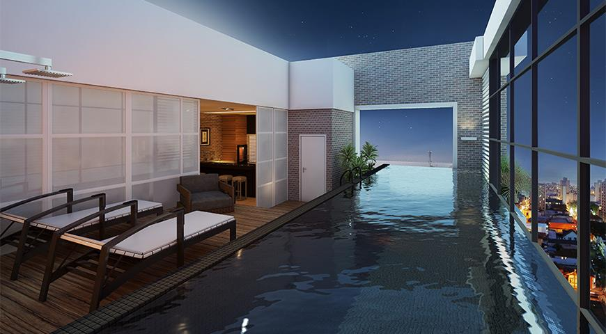 Apartamento Joinville Glória 1662955