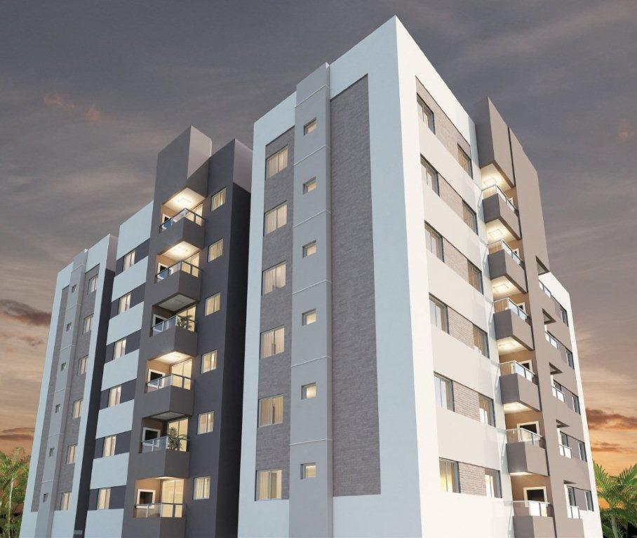 Apartamento  residencial à venda, Vila Nova, Joinville. de Bello Negócios Imobiliários.'
