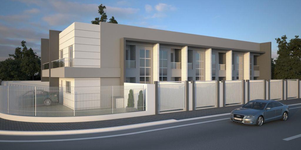 Sobrado  residencial à venda, Nova Brasília, Joinville. de Bello Negócios Imobiliários.'