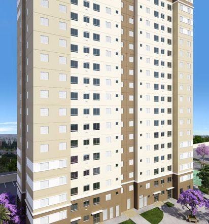 Apartamento de 2 dormitórios em Jardim Munhoz, Guarulhos - SP