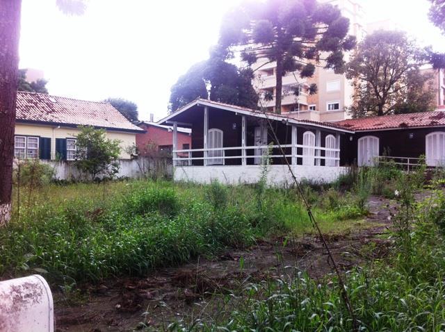Terreno em Alto Da Rua Xv, Curitiba - PR