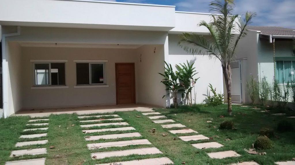Casa 3 Dorm, Condomínio Campos do Conde, Paulinia (CA1592)