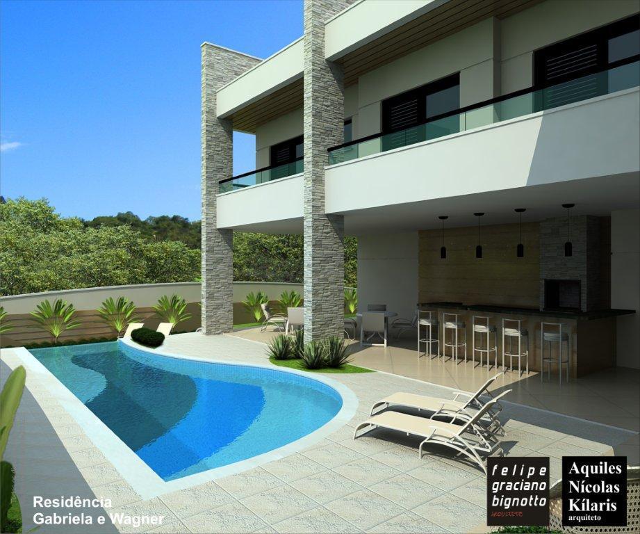 Casa 5 Dorm, Alphaville Dom Pedro, Campinas (CA1653) - Foto 7