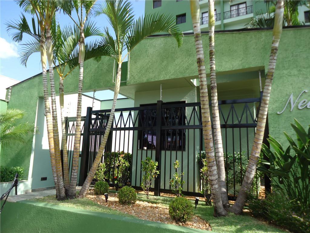 Apto 2 Dorm, São Bernardo, Campinas (AP0267)