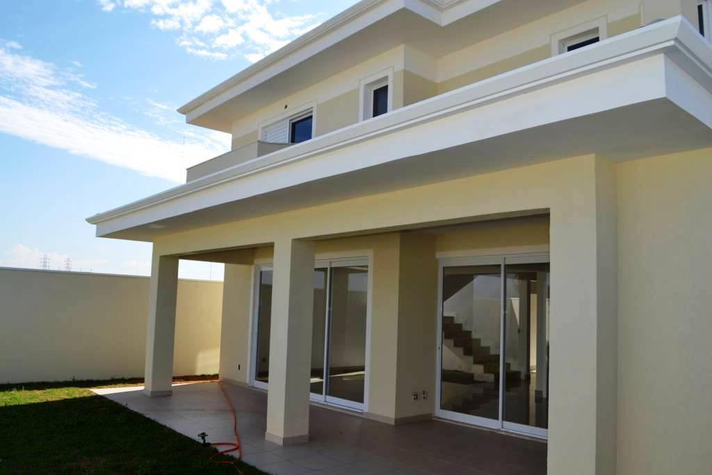 Casa 3 Dorm, Condomínio Terras do Cancioneiro, Paulinia (CA1320)