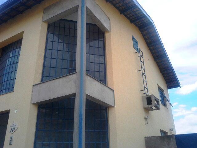 Casa 1 Dorm, Chácara da Barra, Campinas (CA1375)