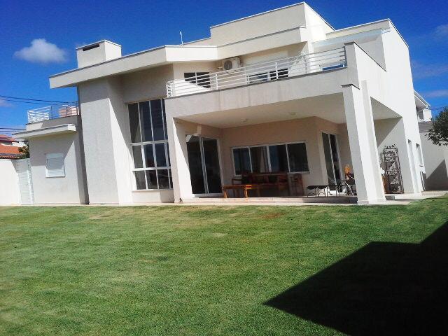 Casa 3 Dorm, Residencial Paineiras, Paulinia (CA1394)