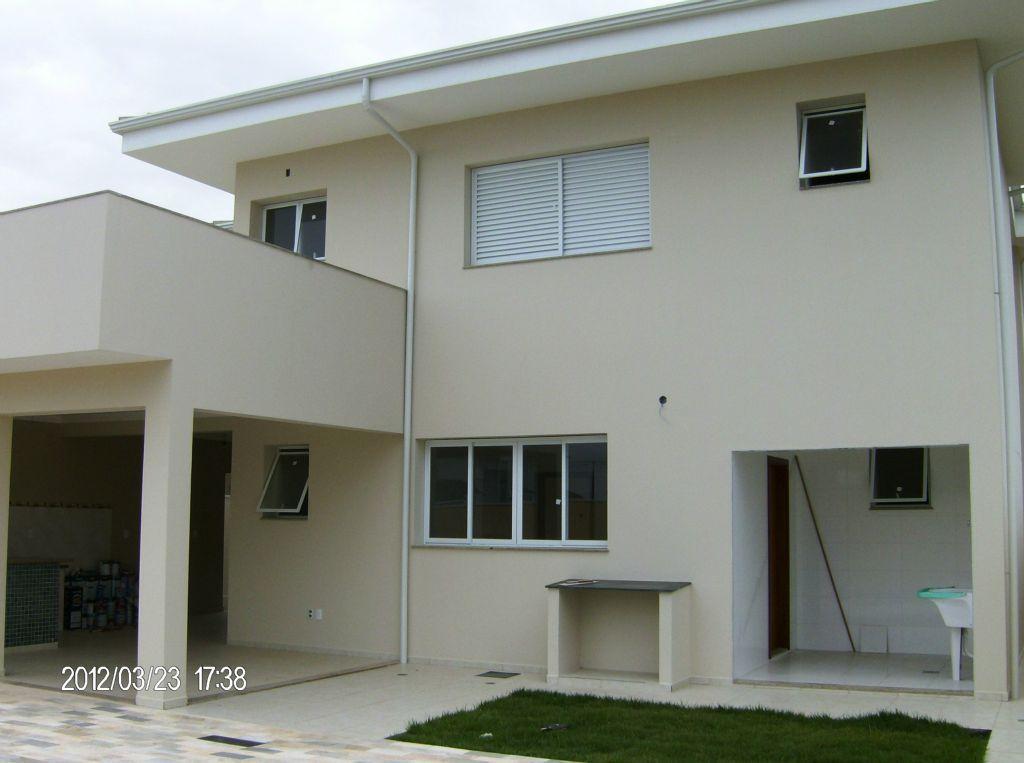 Casa 4 Dorm, Condomínio Villa Lobos, Paulinia (CA0750)