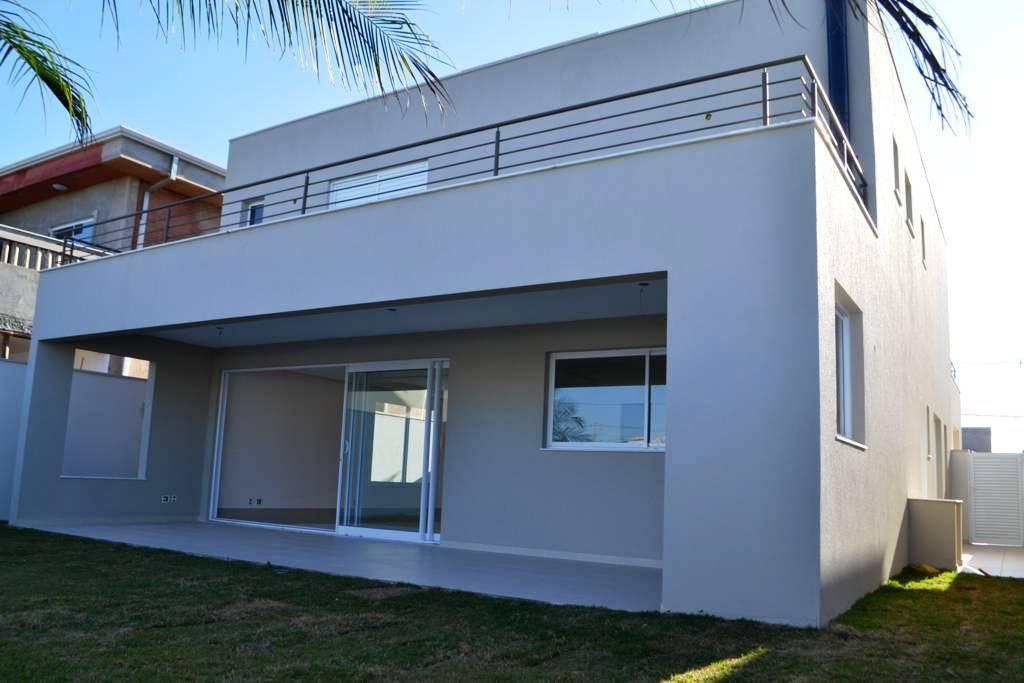 Casa 4 Dorm, Condomínio Terras do Cancioneiro, Paulinia (CA1293) - Foto 19