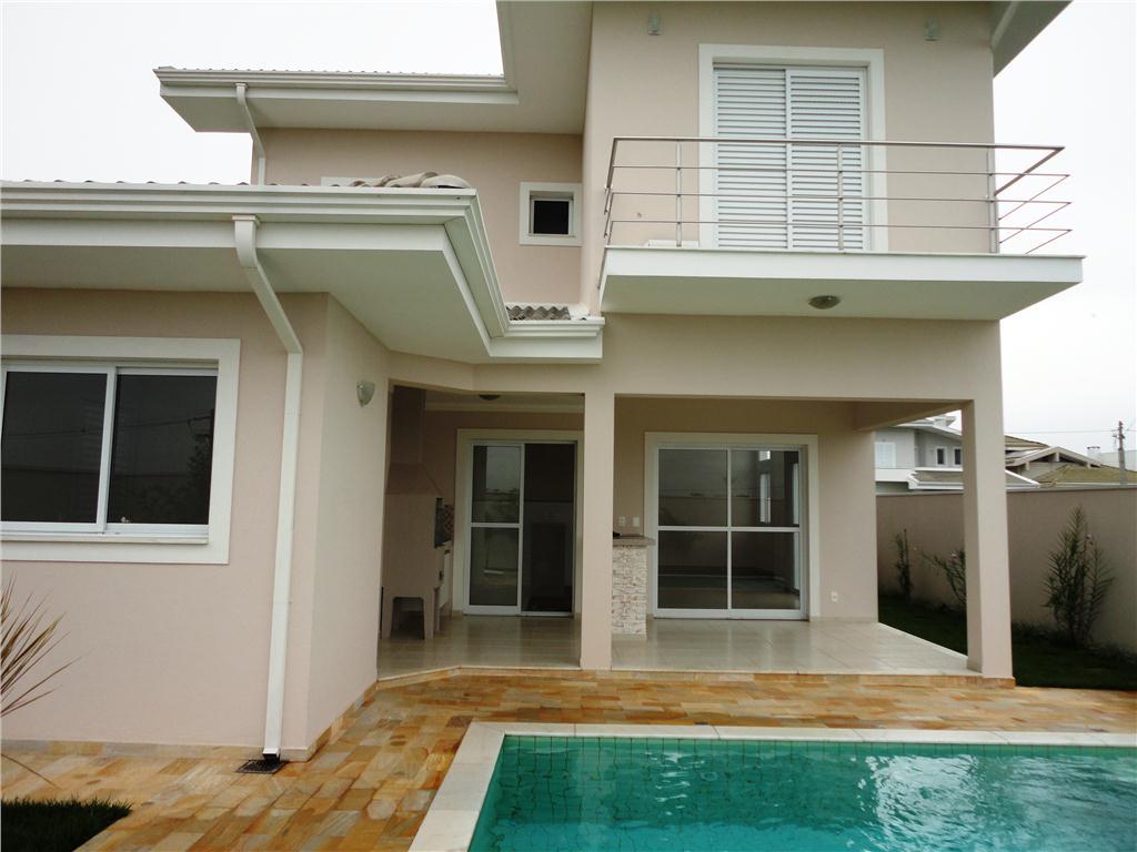 Casa 3 Dorm, Condomínio Vila Franca, Paulinia (CA1054)