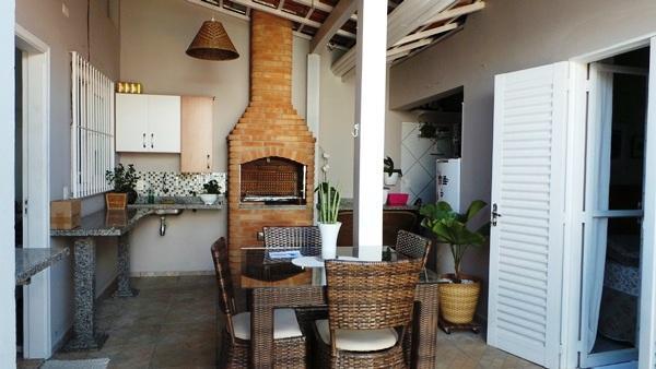 Casa 3 Dorm, Parque Bom Retiro, Paulinia (CA1461) - Foto 2