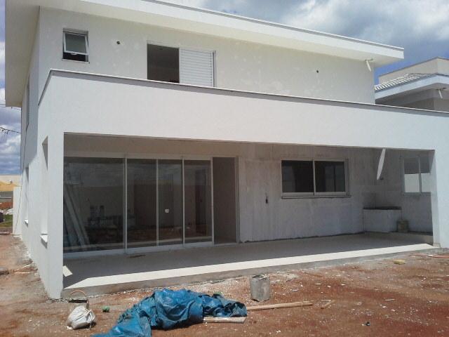 Casa 3 Dorm, Condomínio Terras do Cancioneiro, Paulinia (CA1392)