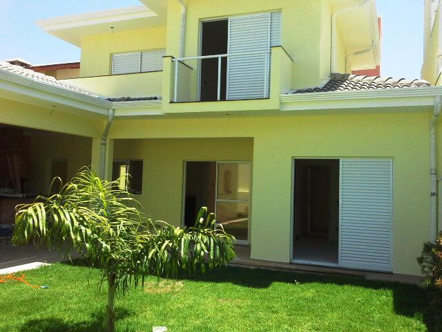 Casa 4 Dorm, Betel, Paulinia (CA1372)