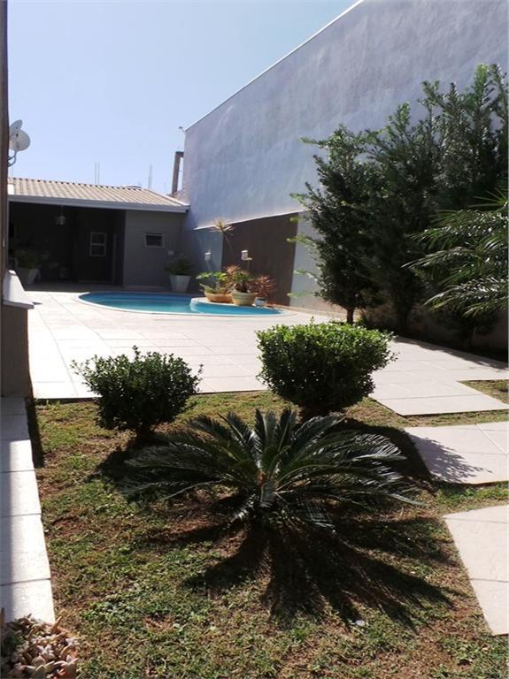 Imóvel: Casa 3 Dorm, Parque Bom Retiro, Paulinia (CA1461)