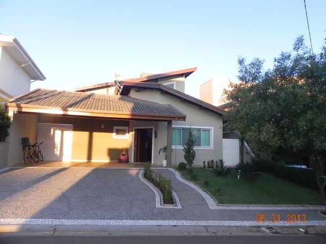 Casa 3 Dorm, Condomínio Metropolitan Park, Paulinia (CA1334)