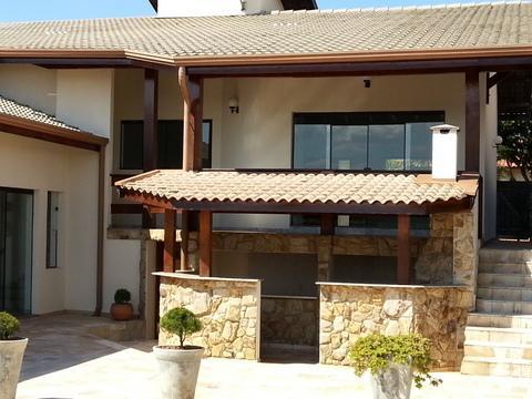 Carpe Diem Imóveis - Casa 4 Dorm, Jardim Conceição