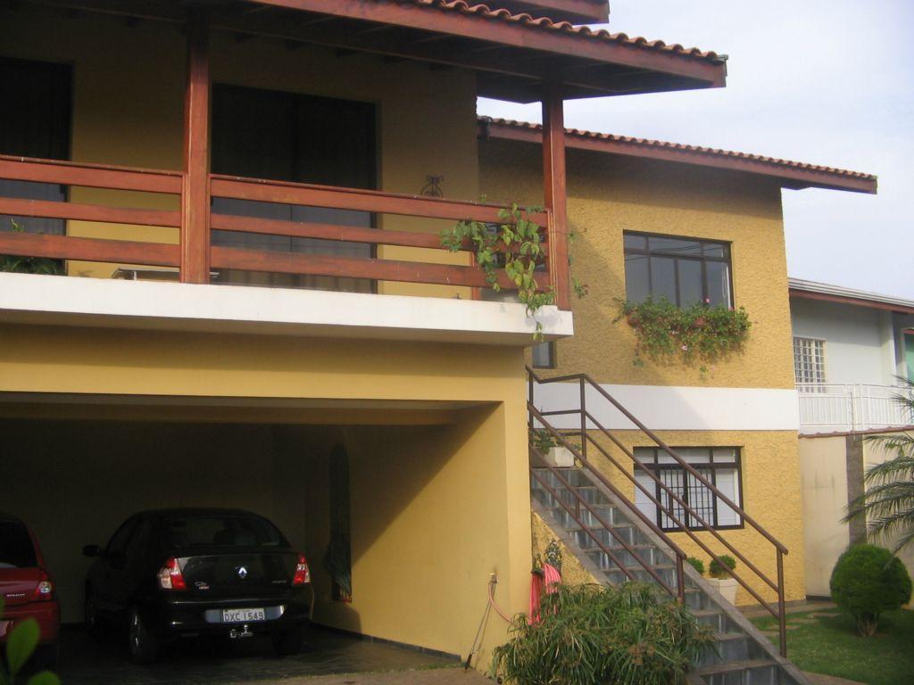 Casa 3 Dorm, Jardim America, Paulinia (CA1307)