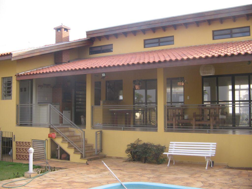 Casa 3 Dorm, Jardim America, Paulinia (CA1307) - Foto 2