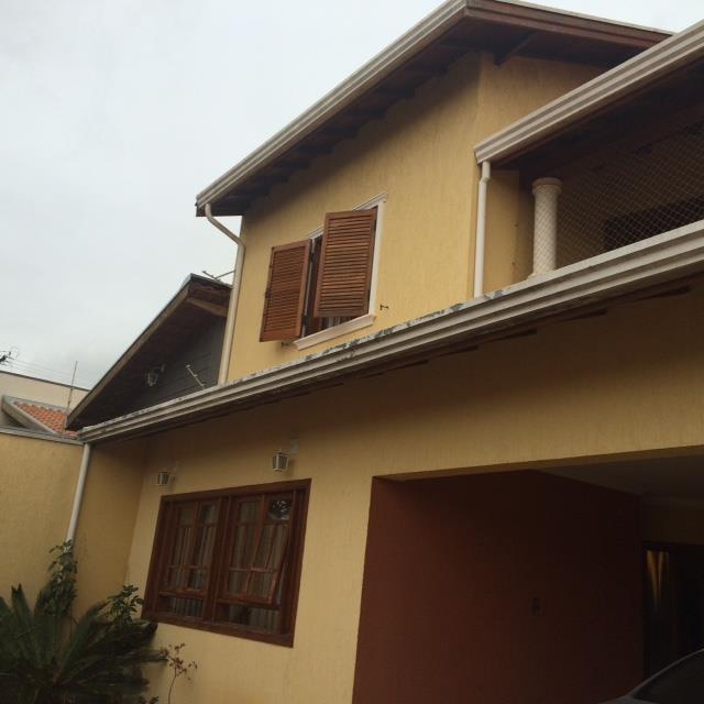 Casa 4 Dorm, Parque Via Norte, Campinas (CA1699)