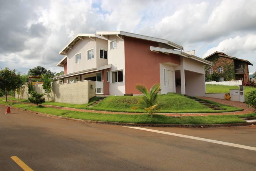 Casa 4 Dorm, Condomínio Vila Franca, Paulinia (SO0019) - Foto 3