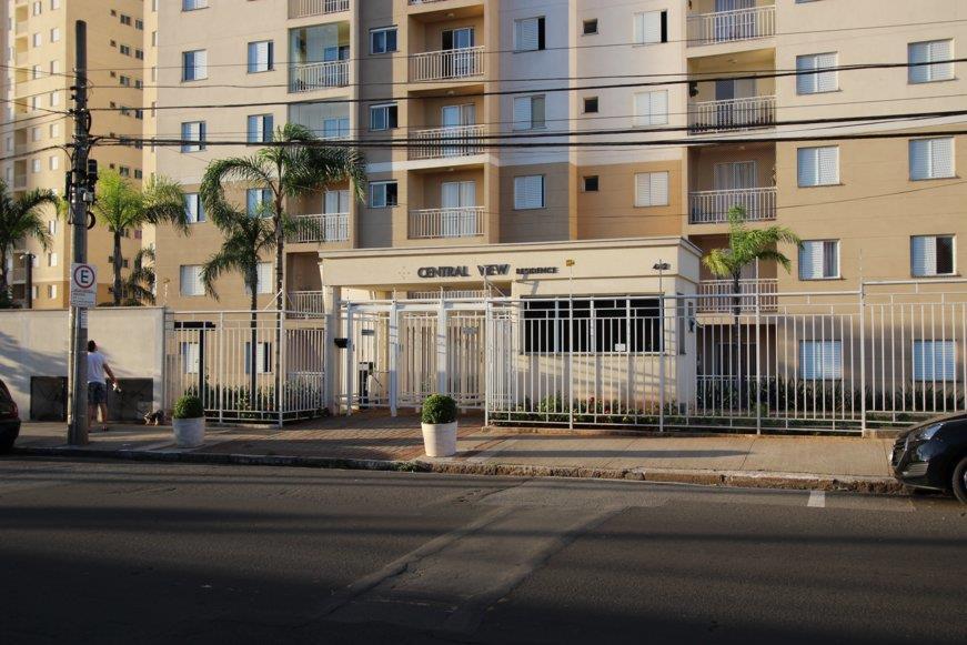 Apto 2 Dorm, Bonfim, Campinas (AP0578)