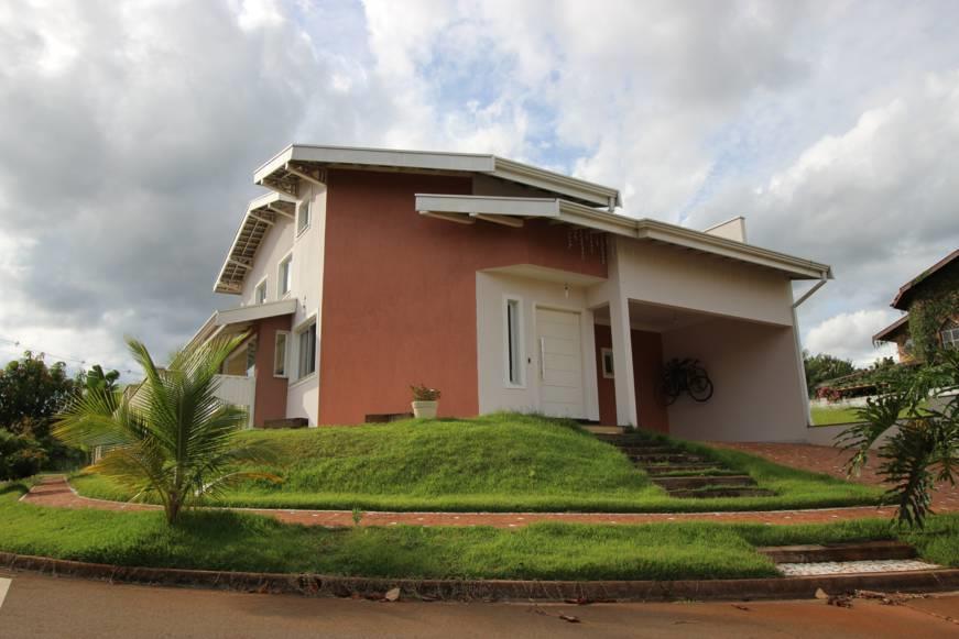 Casa 4 Dorm, Condomínio Vila Franca, Paulinia (SO0019) - Foto 5