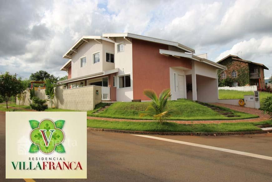 Casa 4 Dorm, Condomínio Vila Franca, Paulinia (SO0019)