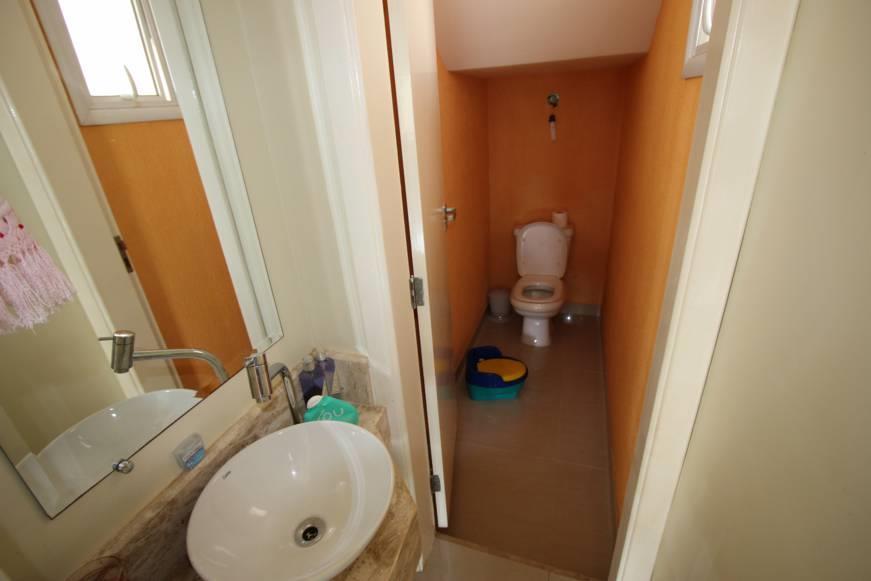 Casa 4 Dorm, Condomínio Vila Franca, Paulinia (SO0019) - Foto 11