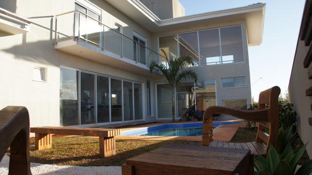 Casa 3 Dorm, Condomínio Terras do Cancioneiro, Paulinia (CA1280)