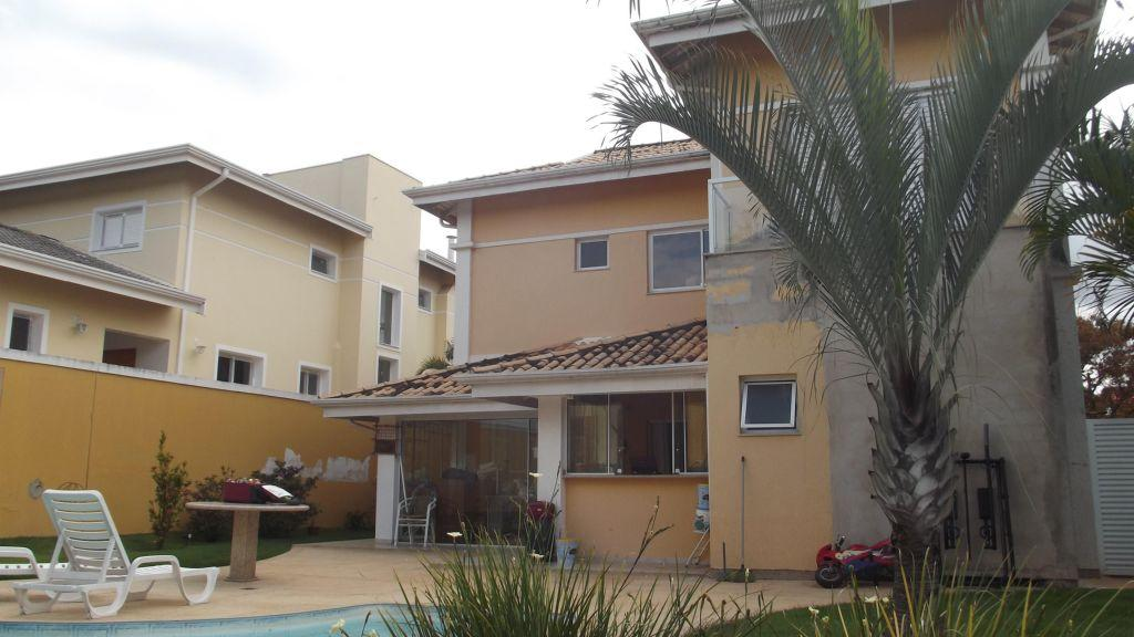 Casa 3 Dorm, Alphaville Campinas, Campinas (CA1314)