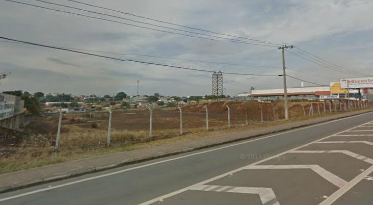 Terreno, Terminal Intermodal de Cargas (tic), Campinas (AR0056)