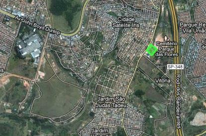 Terreno, Jardim Aparecida, Campinas (AR0058)