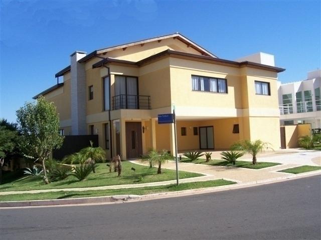 Casa 5 Dorm, Alphaville Campinas, Campinas (CA1252)