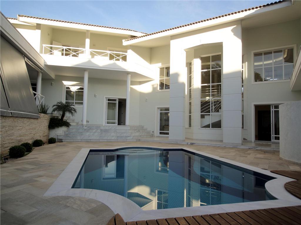 Casa 4 Dorm, Alphaville Campinas, Campinas (CA0832)
